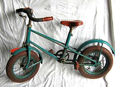 Велосипед Бабочка