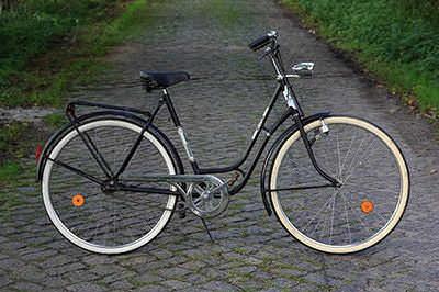 Классическая модель немецкой фабрики Rixe