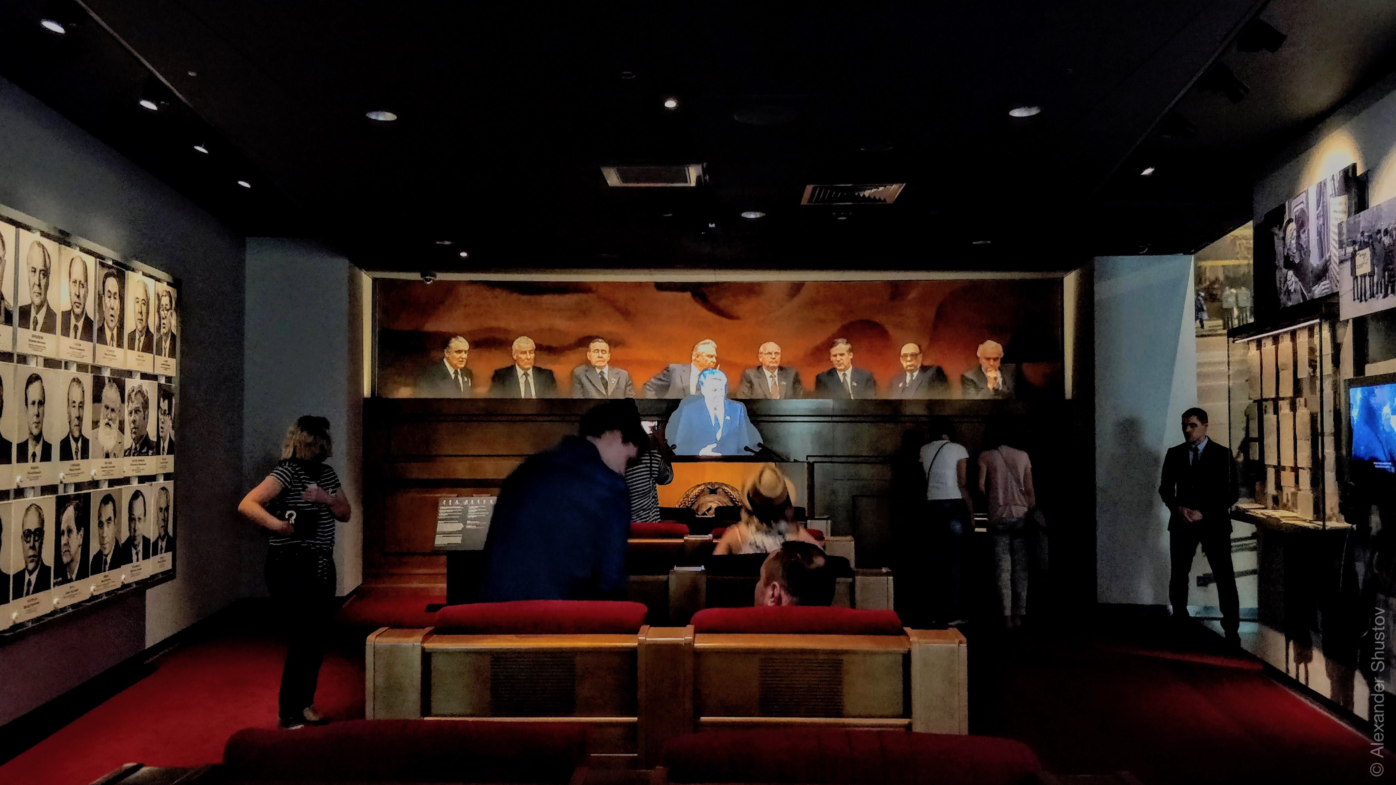 Выступление Б. Ельцина на октябрьском Пленуме ЦК КПСС 1987 г.